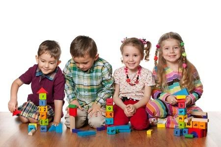 התפתחות טיפוסית של ילדים
