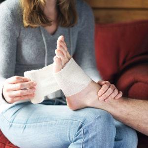 כיצד פותרים כאבים בכף הרגל בעזרת גלי הלם