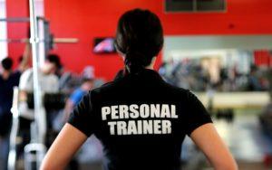 אימון כושר אישי עם מאמנת כושר אישית