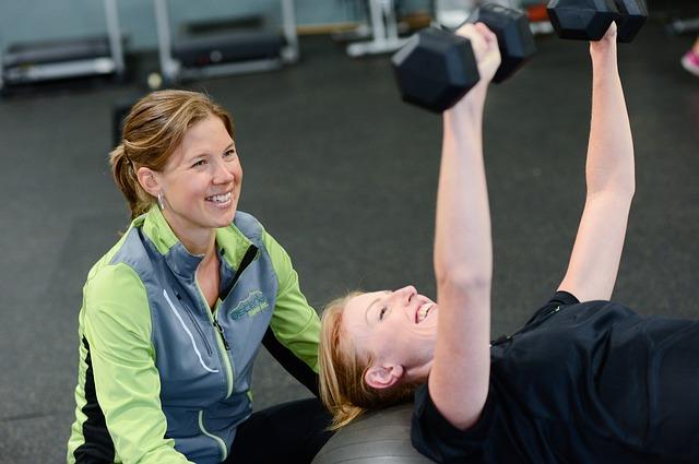מאמן כושר אישי לירידה במשקל