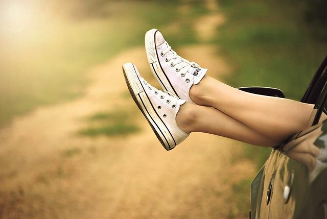 דליות ברגליים
