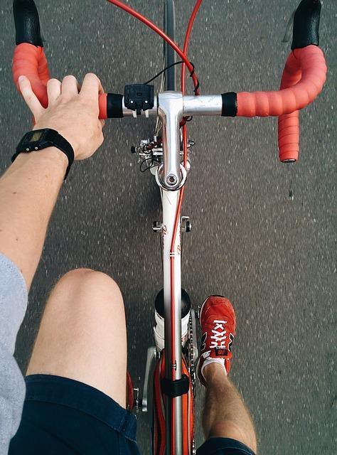 אופני כושר עם משענת, לשמור על בריאות הגב