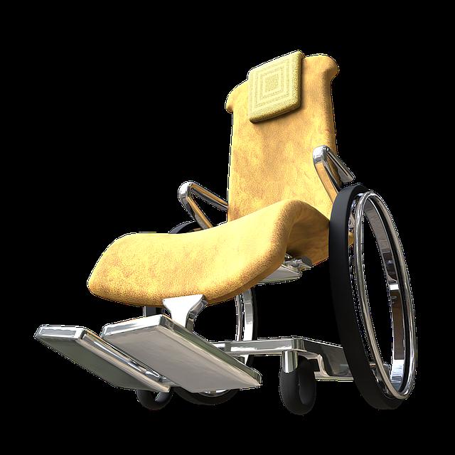 כרית לכיסא גלגלים