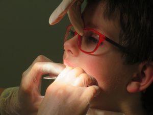 טיפול שיניים בהרדמה מלאה לילד